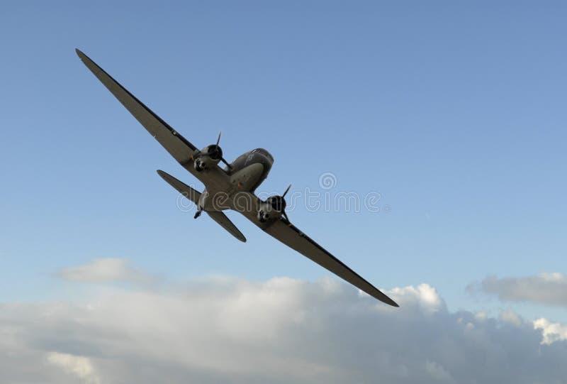 C-47 Dakota de Douglas photographie stock