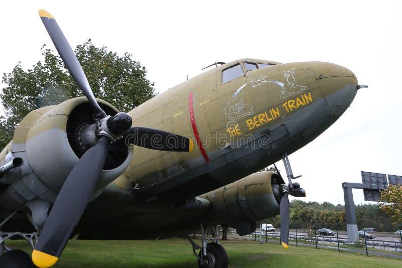C-47 DC3 Dakota imagen de archivo