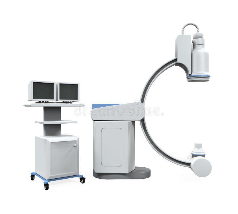 Free C Arm X-Ray Machine Scanner Royalty Free Stock Image - 41922796