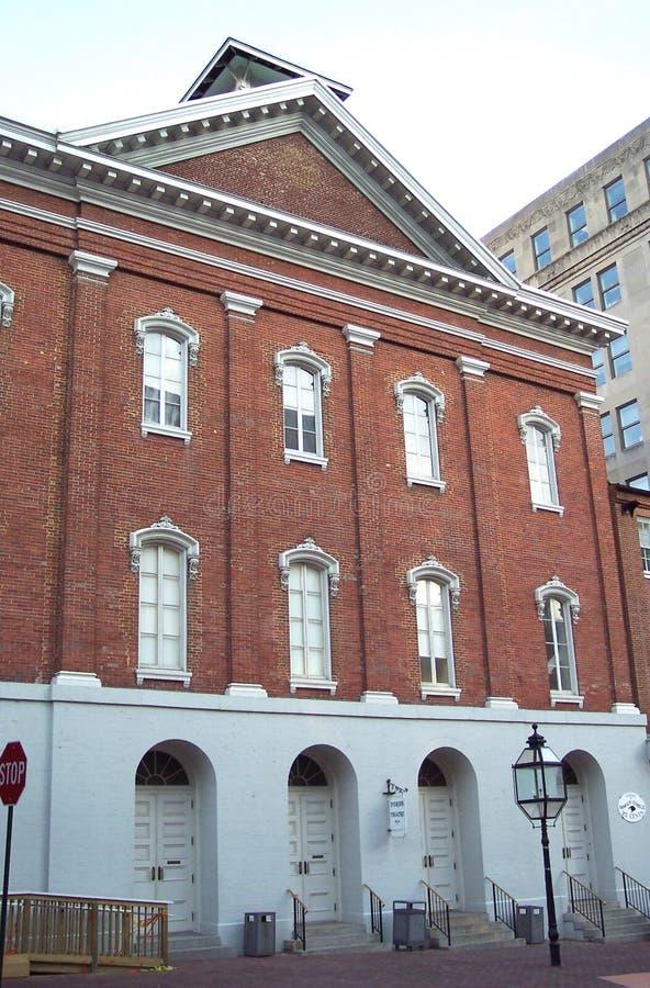 C.C. De Teatro-Washington De Ford Imagen de archivo libre de regalías
