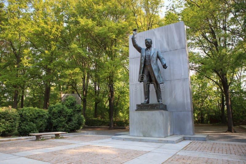 C.C. de Theodore Roosevelt Memorial Washington imagens de stock royalty free