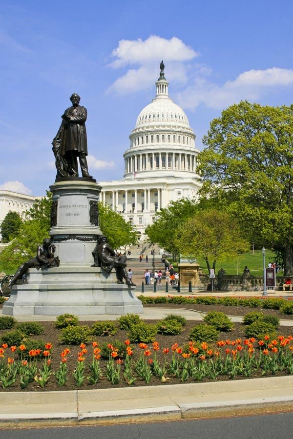 c d华盛顿 免版税库存图片