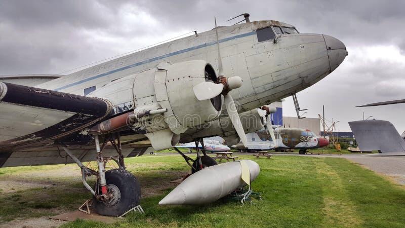 C-47 Dakota di Douglas DC-3 immagine stock libera da diritti
