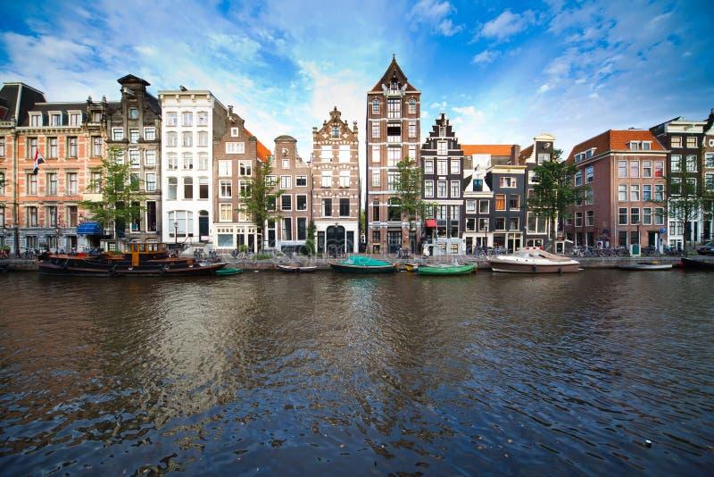 C'est Amsterdam image libre de droits