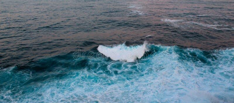 C'est l'océan pur photo stock