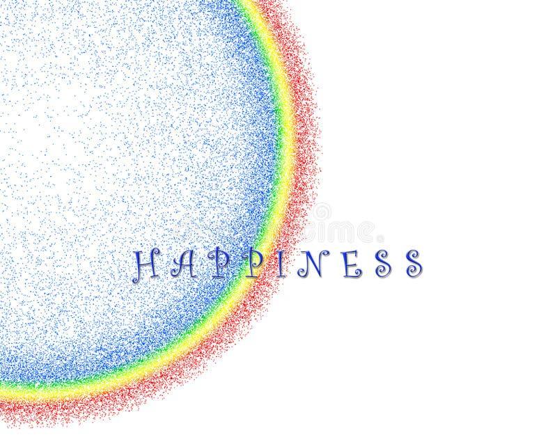 Clipart (images graphiques) de bonheur illustration libre de droits