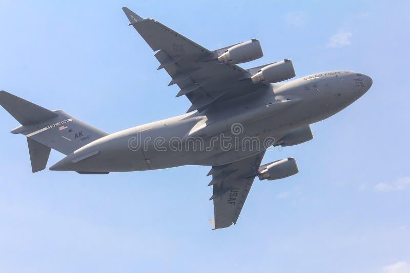 Download C-17 Globemaster editorial stock photo. Image of aeronautical - 41670393