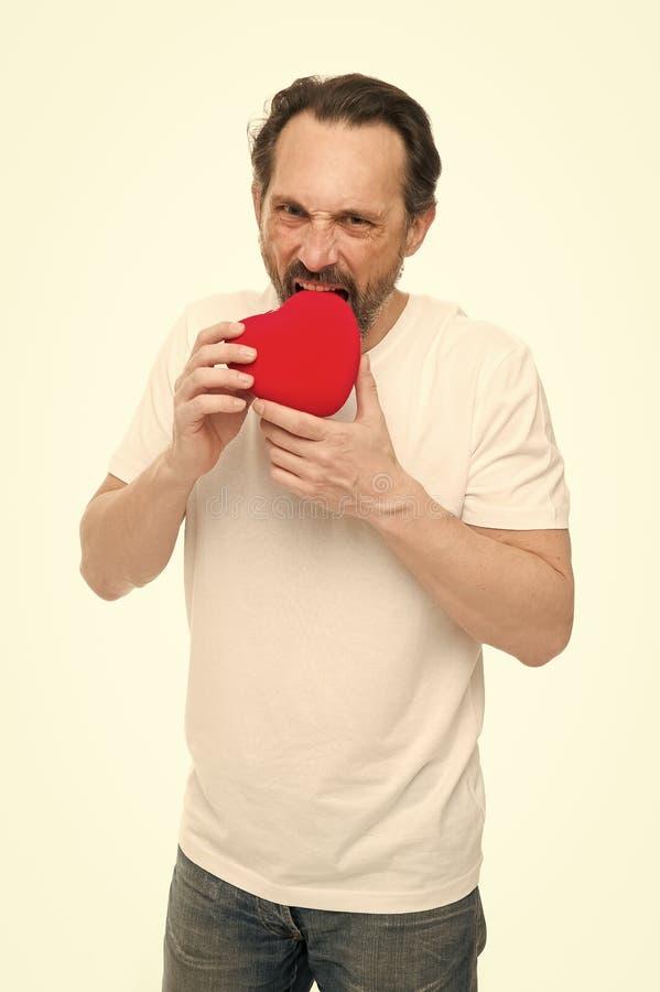 C?l?brez le jour de valentines Amour et concept romantique de sentiments Chute dans l'amour J'? vous Attribut de coeur de valenti photographie stock
