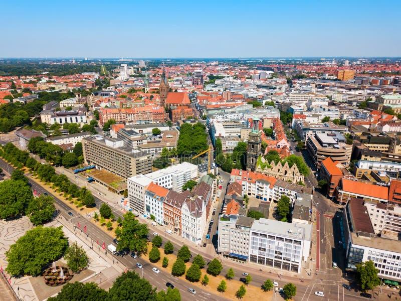 C?mara municipal nova em Hannover imagem de stock royalty free
