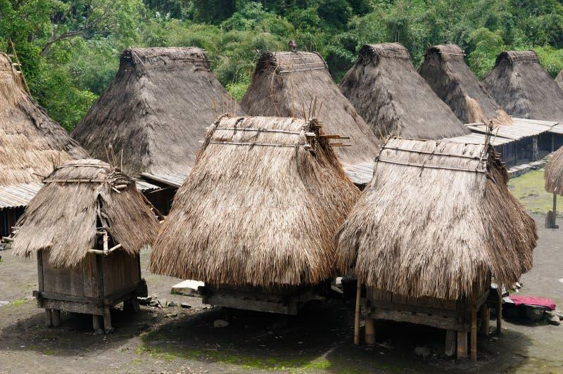 Côté indonésien de pays photo libre de droits