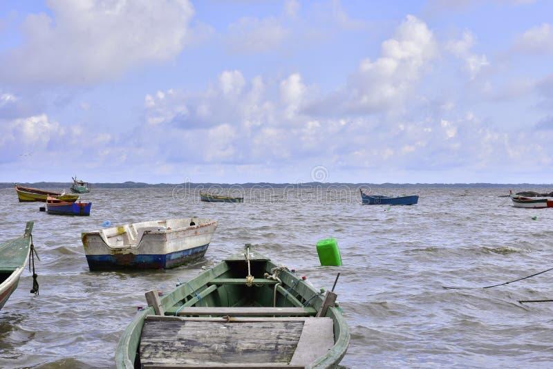 Côte brésilienne et ses beautés image stock