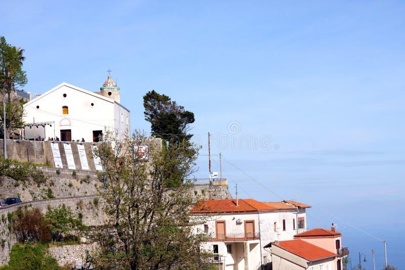 Côte d'Amalfi - Italie photographie stock