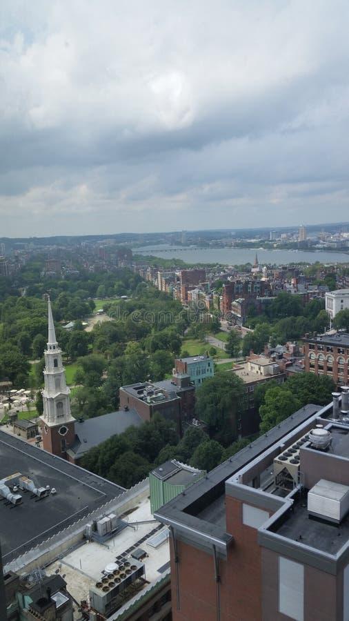 Côte de radiophare, Boston photos stock