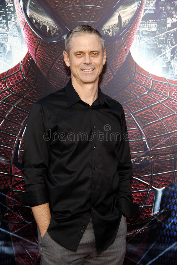 C Thomas Howell lizenzfreies stockbild