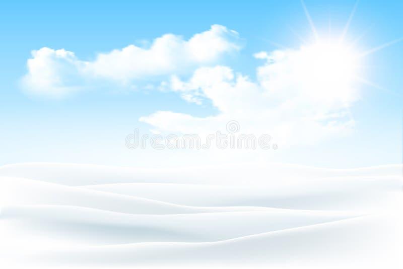 33c ural χειμώνας θερμοκρασίας της Ρωσίας τοπίων Ιανουαρίου ελεύθερη απεικόνιση δικαιώματος