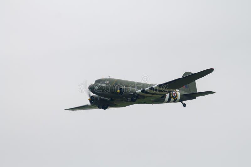 C47 van Douglas royalty-vrije stock afbeelding