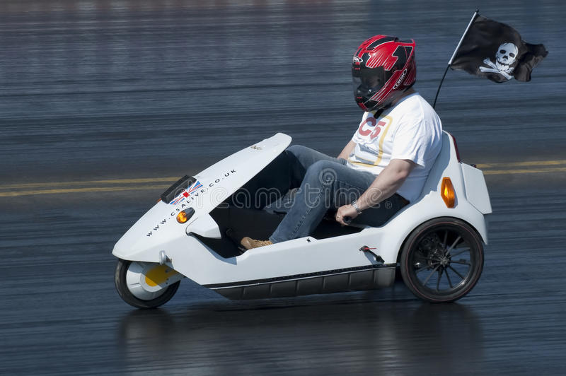 C5 drag racing royalty free stock images