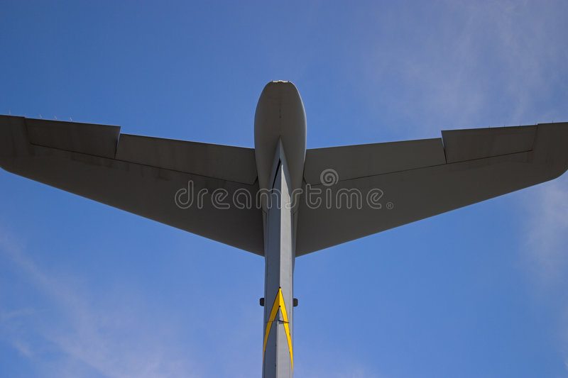 Download C5 Galaxy Tail Boom stock image. Image of capacity, usaf - 950419