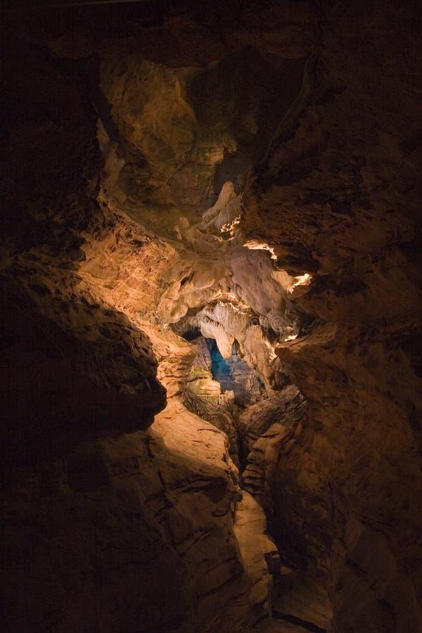 c68 Hannibal - caverne de Mark Twain image libre de droits