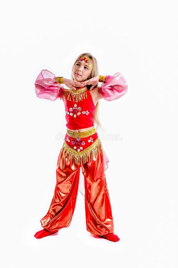Caçoa o traje do carnaval imagens de stock royalty free