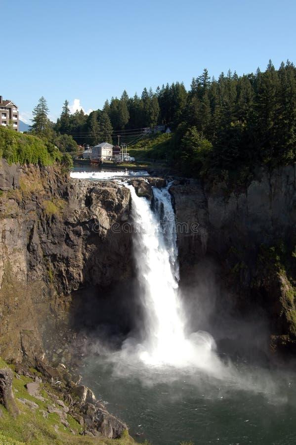 Download Caída del agua imagen de archivo. Imagen de estado, forrest - 1296201