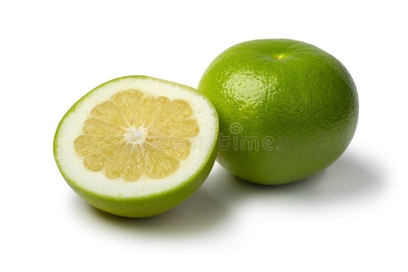Cała i przyrodnia oroblanco owoc zdjęcie royalty free