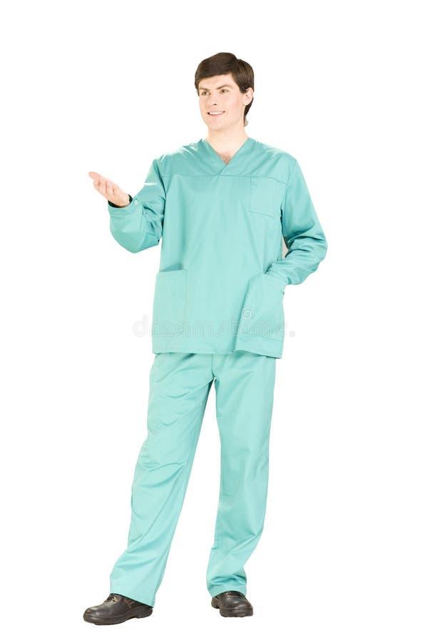 całkowity chirurg zdjęcie stock