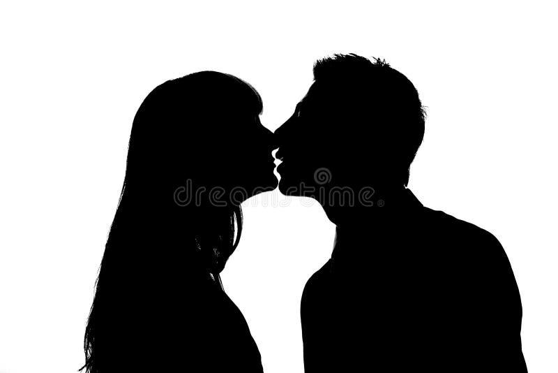 całowanie royalty ilustracja