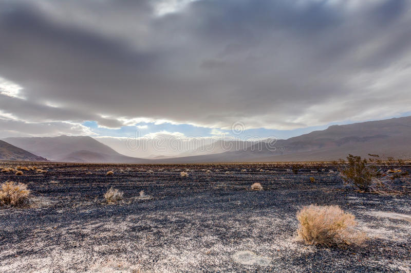 CA-Death Valley National Park royalty free stock photos