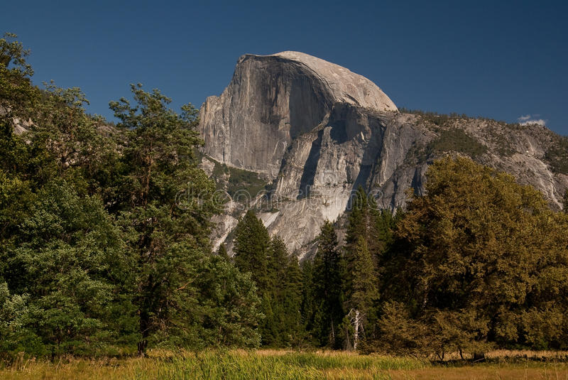 ca dom połówka usa Yosemite zdjęcie stock