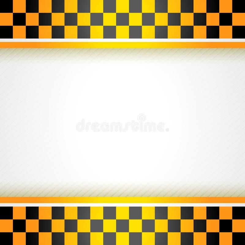 Cab background square. Vector illustration 10eps vector illustration