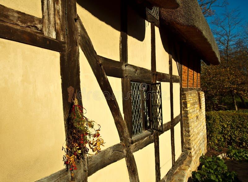 Cabaña de Anne Hathaway imagen de archivo