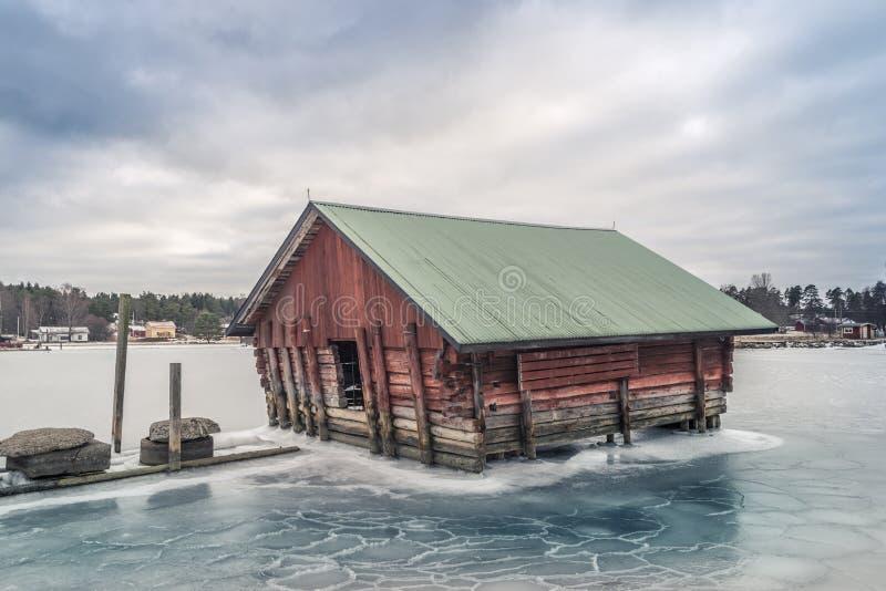 Cabaña del barco imagen de archivo libre de regalías