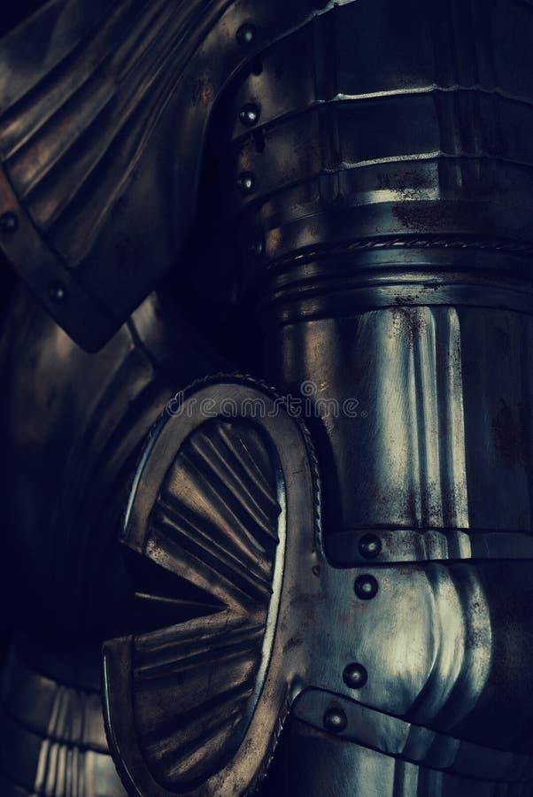 Caballero Armor imágenes de archivo libres de regalías