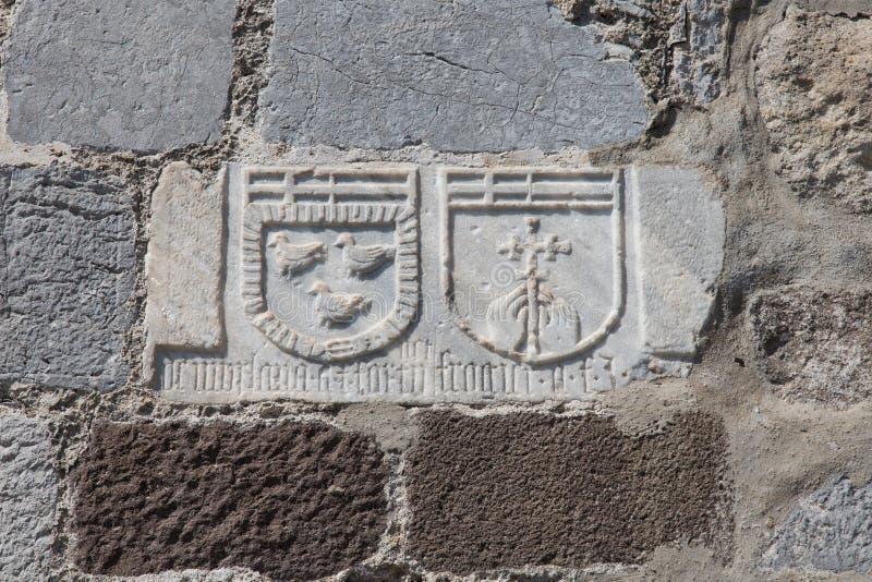Caballero Symbols imagenes de archivo