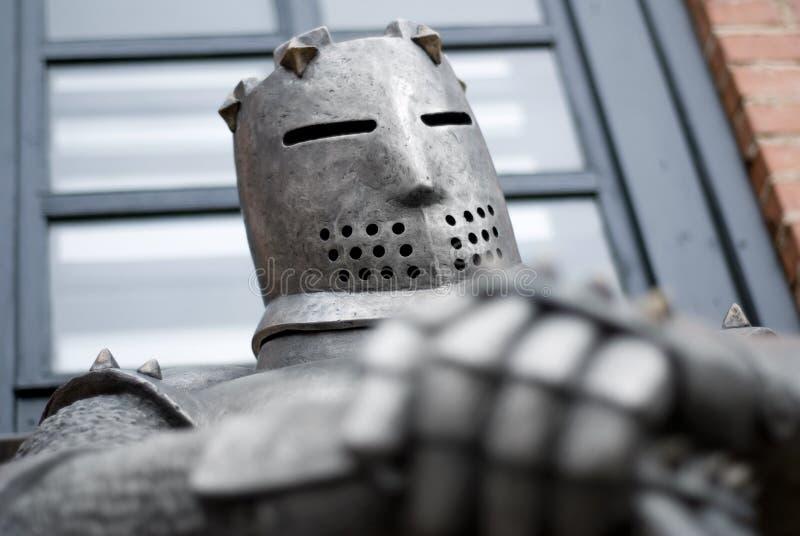 Caballeros Medievales Imagenes de archivo