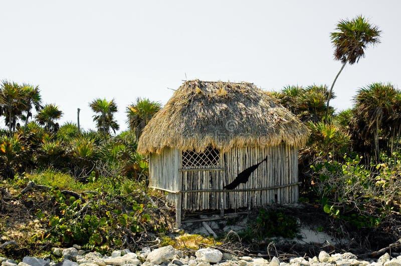 Cabana fotografia stock