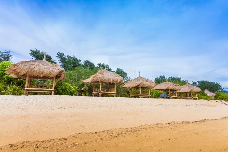 Download Cabana de bambu imagem de stock. Imagem de console, relaxation - 29831571