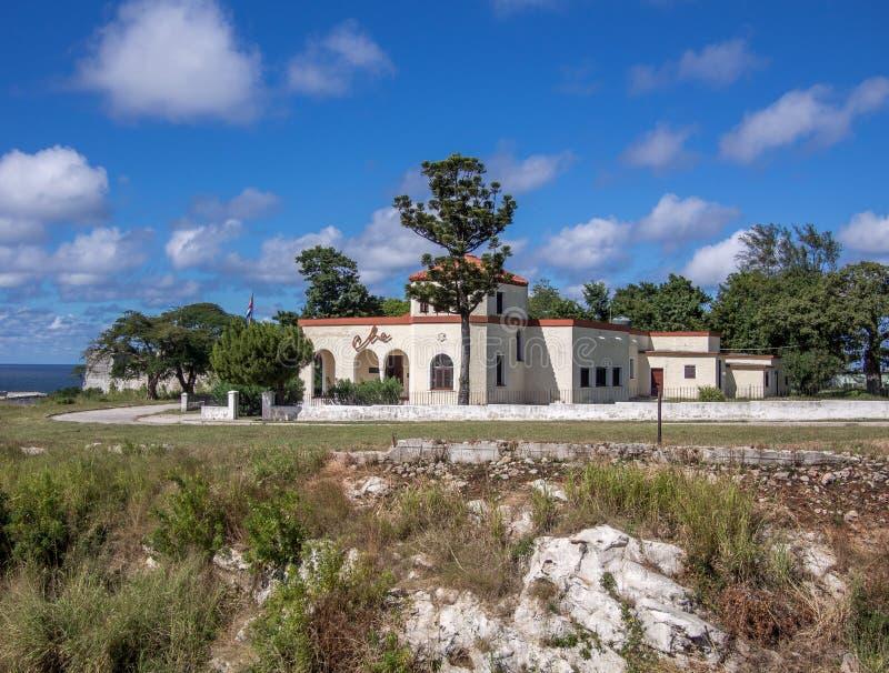 Cabana de Che Guevara Havana zdjęcie royalty free