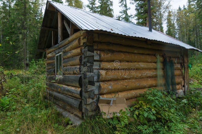 Cabana do caçador foto de stock royalty free
