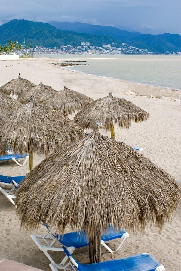 Free Cabanas Royalty Free Stock Photo - 6358225