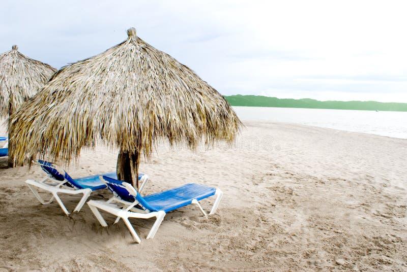 Cabanas lizenzfreies stockbild