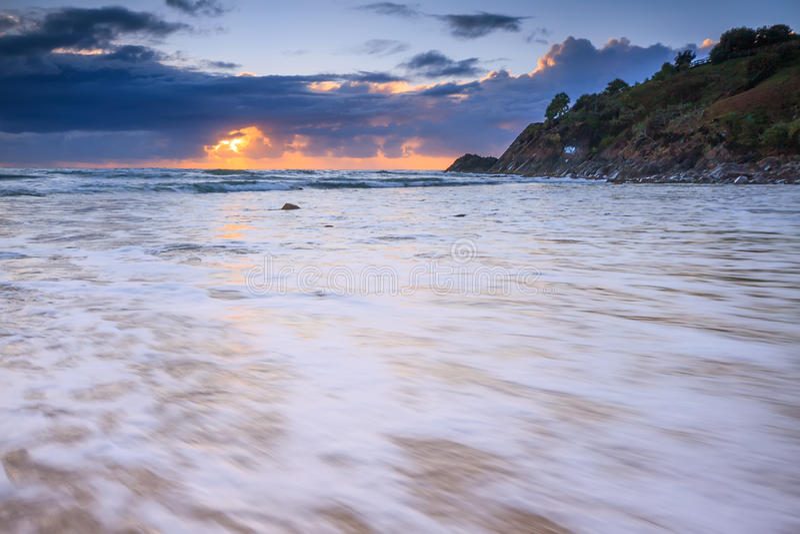 Cabarita Beach Royalty Free Stock Images