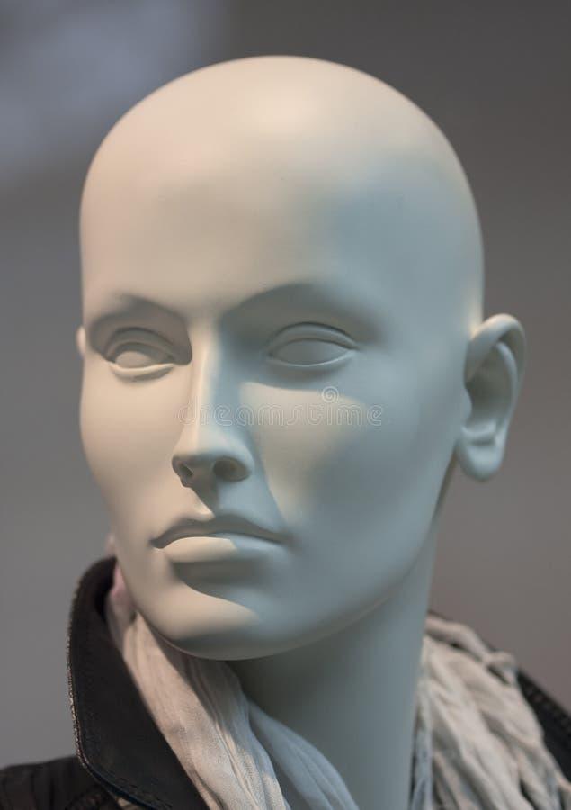 Cabeça do mannequin imagens de stock