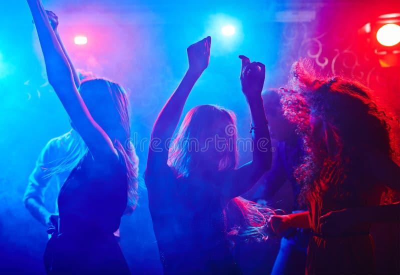 Cabeça perdedora à música fotos de stock royalty free