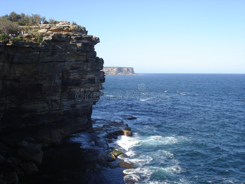 Cabeças de Sydney imagens de stock