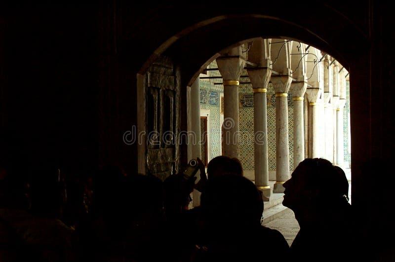 Cabeças E Arcos Imagem de Stock Royalty Free