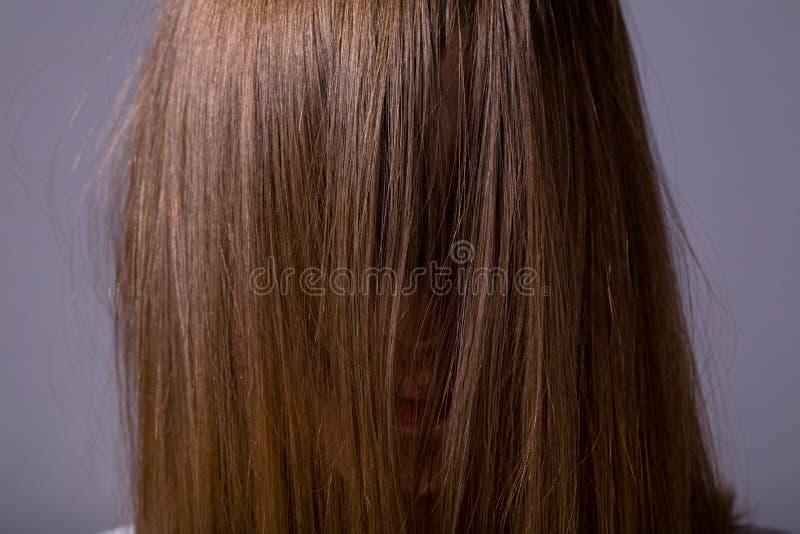 Cabelo e penteado imagens de stock