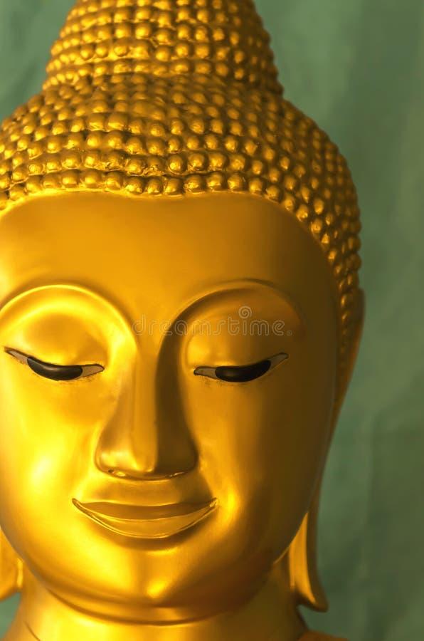 Cabeza de Buda imagenes de archivo