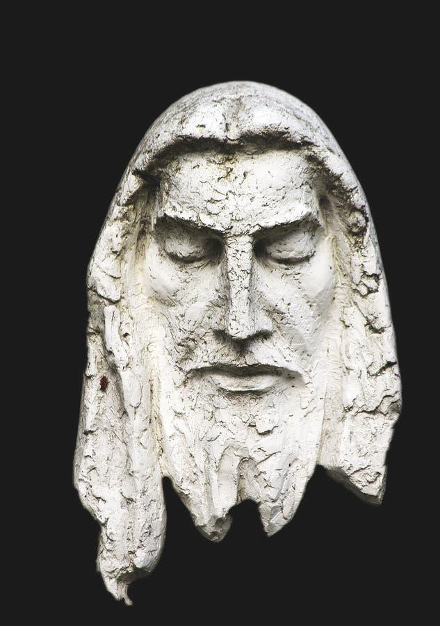 Cabeza de Cristo foto de archivo libre de regalías